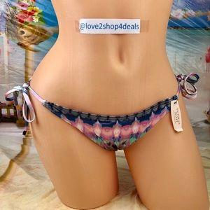 ! Victoria's Secret string bikini swim bottom